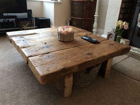 Der Couchtisch Aus Holzunique Coffee Table Design Rustic Furniture With Look 5 by Die Besten 25 Couchtisch Eiche Rustikal Ideen Auf