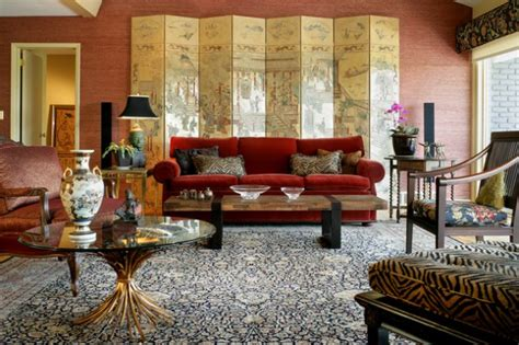 divine asian inspired living room designs  exudes