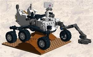 You Can Also Build Mars Rover Curiosity Using LEGO Brick ...