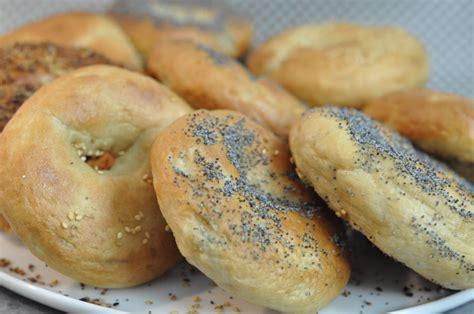 hervé cuisine pancakes recette facile en vidéo des bagels américains avec hervé