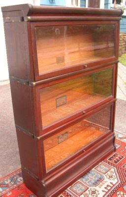 Globe Wernicke Barrister Bookcase Value by Globe Wernicke 598 Mahogany Barrister S Bookcase