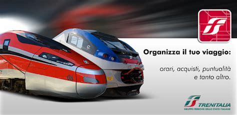 Trenitalia Mobile Orari Treni by Trenitalia Biglietti Orari Offerte App Su Play