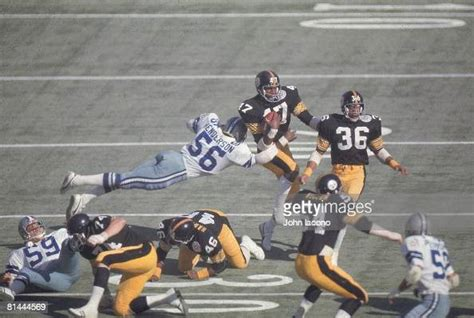 Pittsburgh Steelers Mel Blount Super Bowl X Pictures