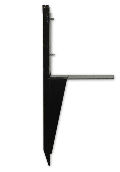 Exit Real Estate Ground Anchor For Aluminum Sign Post [12