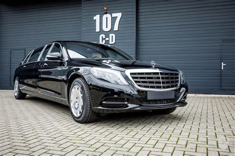 0k For A Mercedes-maybach S600 Pullman Is Quite A