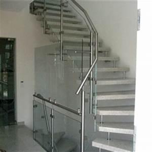 Treppengeländer Mit Glas : treppengel nder mit glas ~ Markanthonyermac.com Haus und Dekorationen