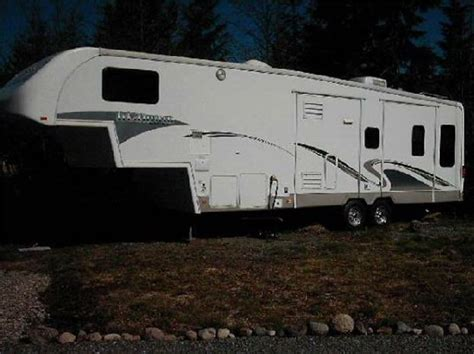 wheel camping trailer cars  sale