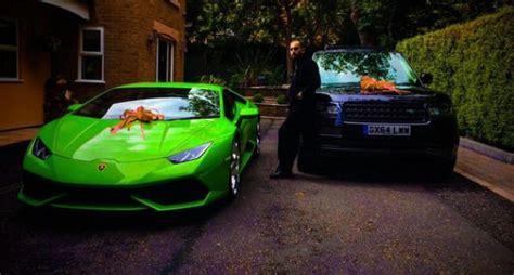 ride   lime green lamborghini  law firm boss