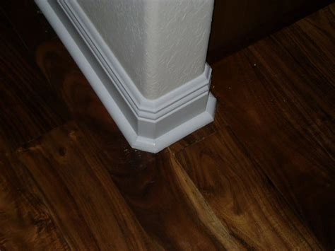 Crown Molding On Rounded Corners