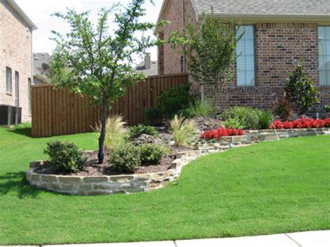 border landscape design stone landscaping ideas design ideas for landscaping front yard ranch house front yard