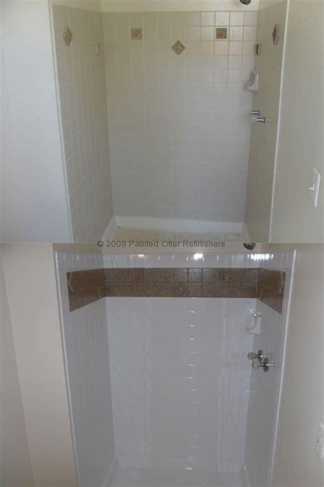 fiberglass bathtub refinishing az before after 171 bathtub refinishing tile reglazing