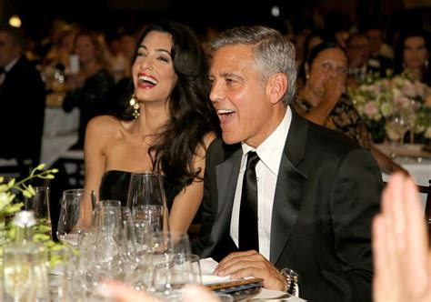 George clooney didn't even have to leave the house when it came to meeting his future wife, amal, he recently revealed. 37 Times George and Amal Clooney Looked Madly in Love ...