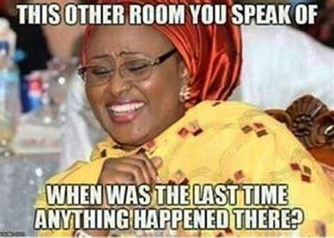 Aisha Meme - nollywood set to premiere new movie about pres buhari aisha funny memes tv movies nigeria