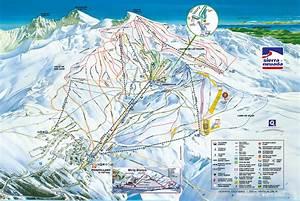 Station Service Ouverte La Plus Proche : la plus belle station de ski en espagne est en sierra nevada dans le sud andalousie ~ Maxctalentgroup.com Avis de Voitures