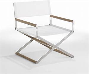Link Outdoor Folding Chairs & New Fabrics - Contemporary
