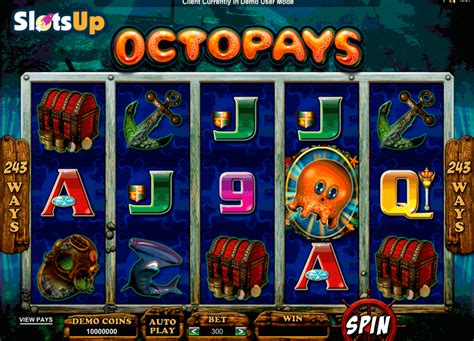 Octopays Slot Machine Online ᐈ Microgaming™ Casino Slots