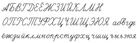 Filerussian Cursive Cyrillicsvg  Wikimedia Commons