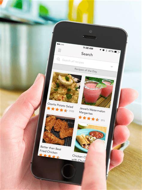 mobile apps allrecipes