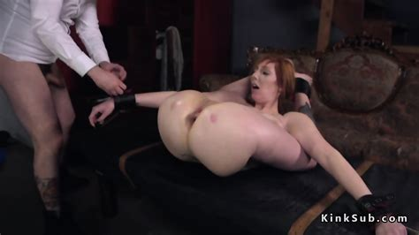 Big Ass Redhead Milf Anal Bondage Fucked Eporner
