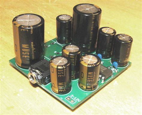 Build Your Own Amplifier Electronic Circuits