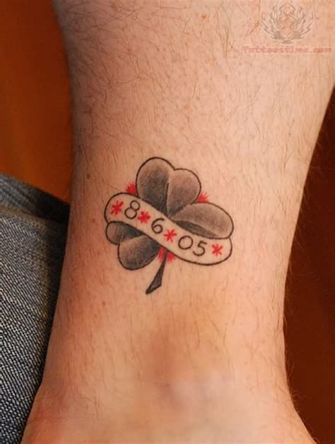shamrock tattoo designs  ideas