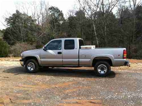 auto air conditioning repair 2000 chevrolet 2500 user handbook purchase used 2000 chevy silverdo 2500 4x4 3 4 ton short bed tool box one owner truck in