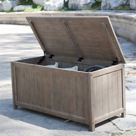 best 25 deck storage box ideas on