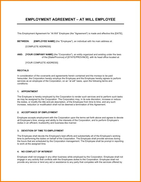 salary contract template simple salary slip