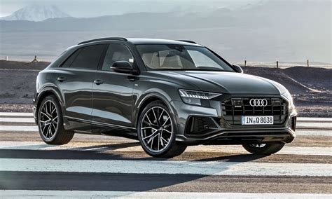 new audi q8 in south africa check out local pricing here car magazine