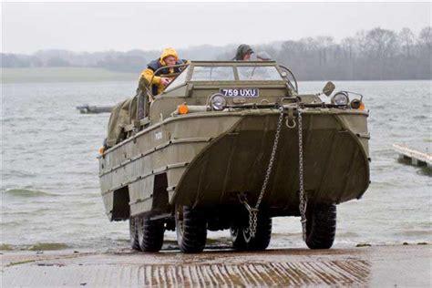 hibious vehicle duck amphibious vehicles of world war ii