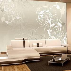 Schlafzimmer Tapeten Bilder : ornament tapete schlafzimmer schwarze tapete mit blumenmuster interieur ideen ~ Sanjose-hotels-ca.com Haus und Dekorationen