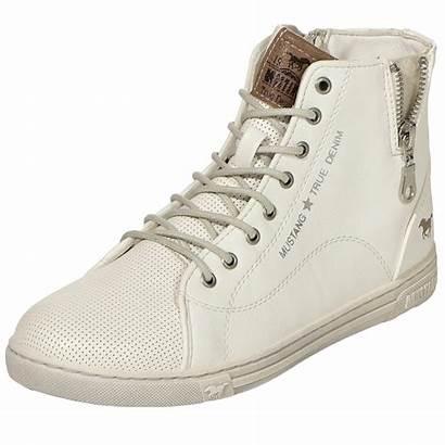 Damen Mustang Sneakers Schuhe 1349 Boots Schliessen