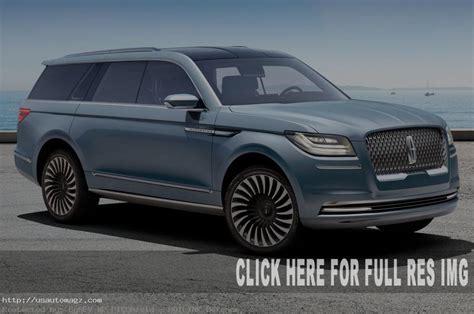 2019 Lincoln Navigator Concept Interior  2019 Auto Suv