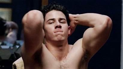Jonas Nick Scream Queens Gay Shirtless Boy