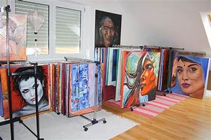 Bilder Zum Aufhängen : bild acryl bilder l bilder lmalerei malerei von alex b bei kunstnet ~ Frokenaadalensverden.com Haus und Dekorationen