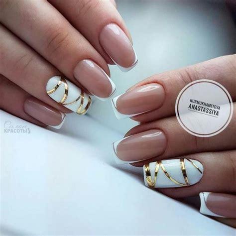 Модный френч 2020 182 фото новинки дизайна на ногтях . Nail Trend – женский журнал о маникюре и педикюре