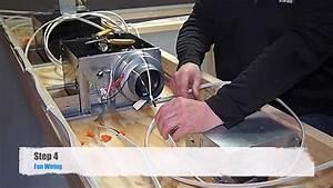 Panasonic Whisper Green Retrofit Bath Fan Wiring Scenario