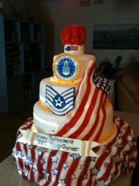 Explore debbiedoescakes' photos on flickr. Military Retirement Cake Services - CakeCentral.com