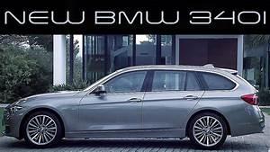 Bmw 340i Touring : new bmw 340i touring restyling exterior design youtube ~ Medecine-chirurgie-esthetiques.com Avis de Voitures