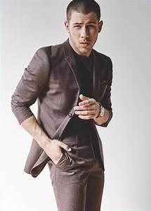 Nick Jonas 2016 Topman Photo Shoot