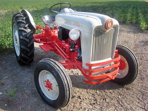 Ford Jubilee by Golden Jubilee 1953 Ford Naa Tractor
