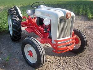 Golden Jubilee  1953 Ford Naa Tractor