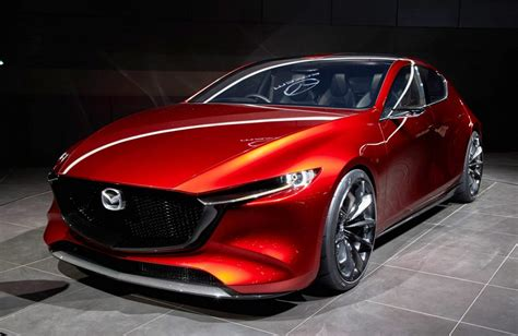 2019 Mazda 3 Release Date  Best New Cars For 2018