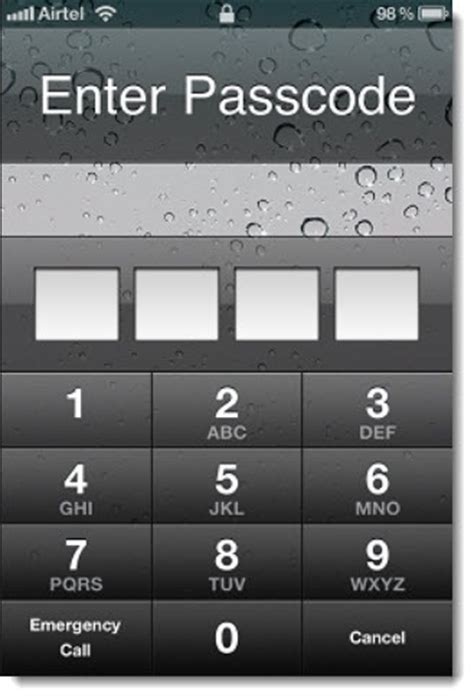 iphone security iphone fingerprint reader and mobile security bruceb news