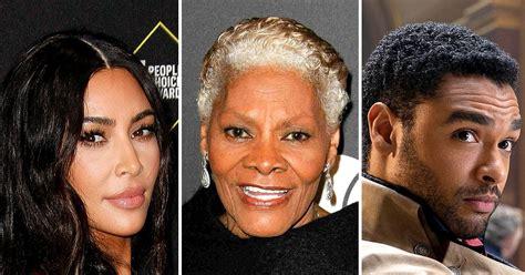 Kim Kardashian, Dionne Warwick and More Celebs React to ...
