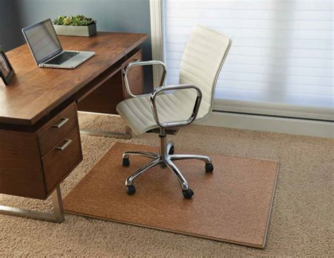 Cork Chair Mats are Cork Desk Chair Mats by American Floor