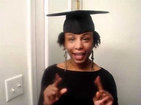 Santasha's Styles: Graduation Cap Hairstyle   YouTube