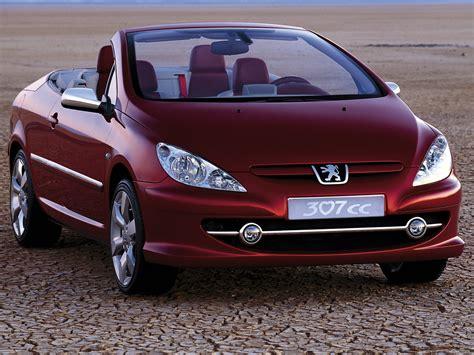 Peugeot 307 Cc by Peugeot 307 Cc Specs Photos 2003 2004 2005