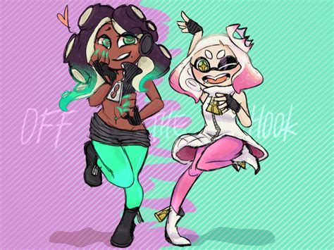 Splatoon 2 By Kartazene On Deviantart