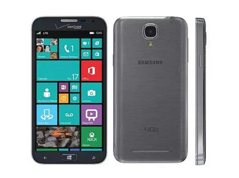 samsung ativ se windows  smartphone verizon wireless gray mint condition  cell